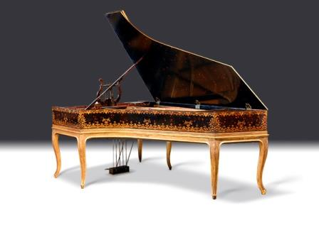 Antique Grand Piano, Gabriel Gaveau, 1927