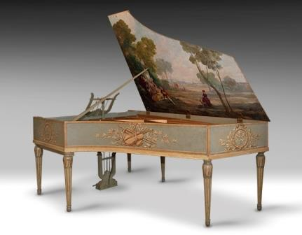 Antique Grand Piano, Erard, Paris, 1927