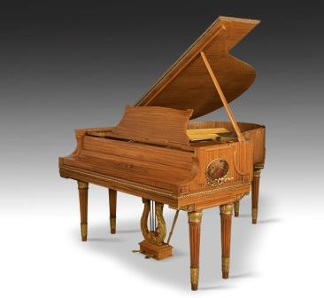 Antique Grand Piano, Steinway, 1920