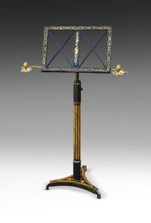 Antique Music Stand Regency