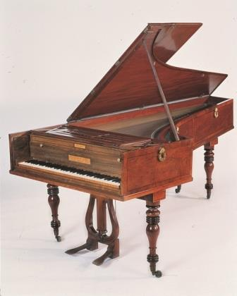 Beethoven Piano Restored by David Winston