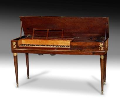 Square Piano, Erard, Paris 1797