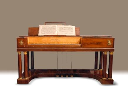 Square Piano, Erard, Paris, 1803