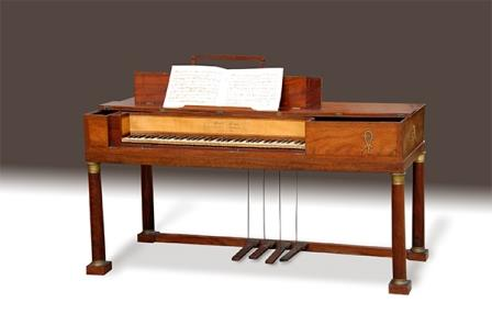 Square Piano, Erard, Paris, 1811