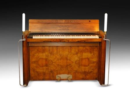 Art Deco Upright Piano, Eavestaff, 1930